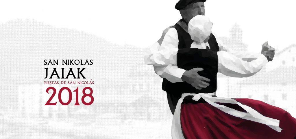 Fiestas San Nikolas 2018 en Orio