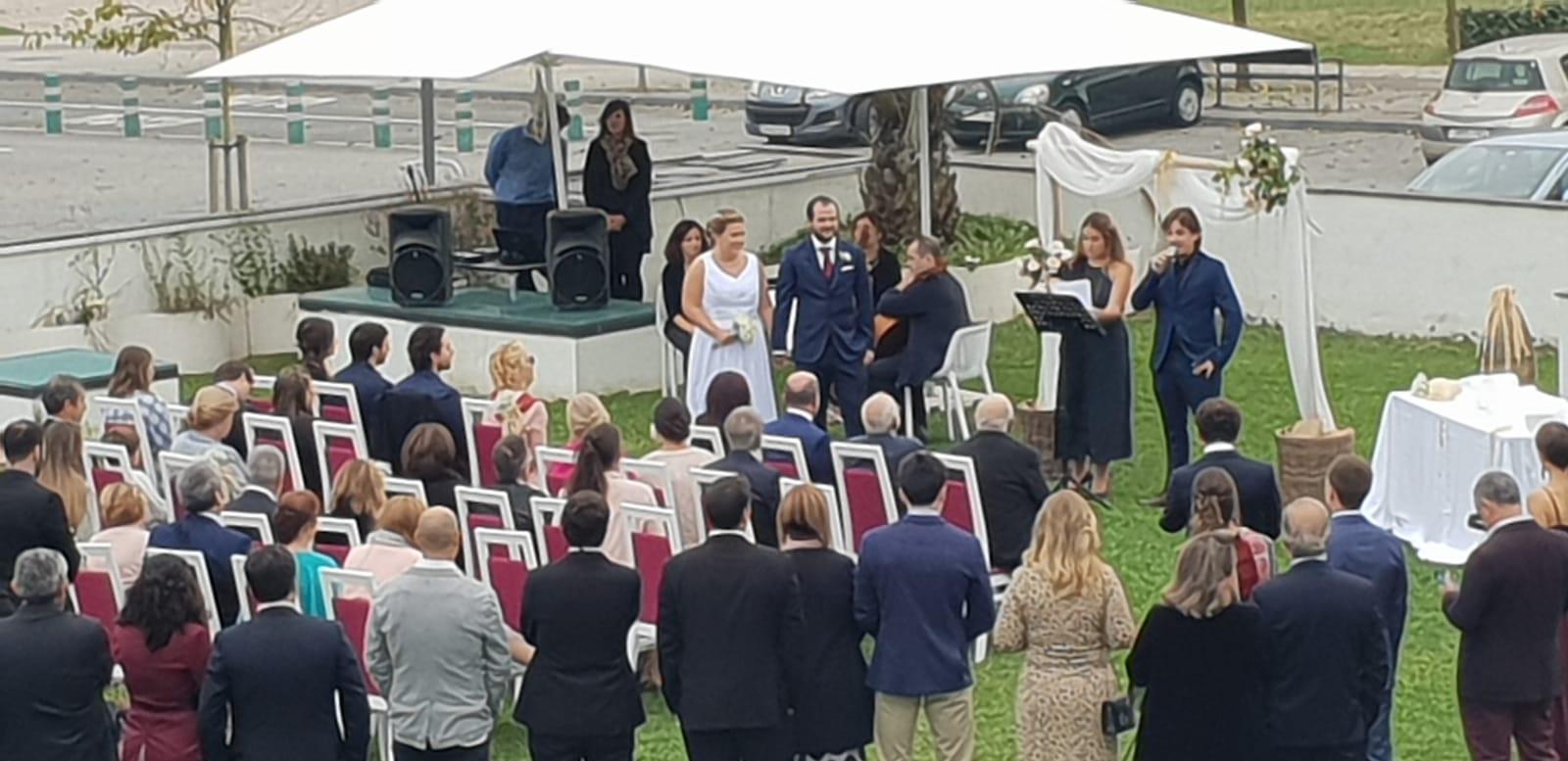 bodas al aire libre donostia